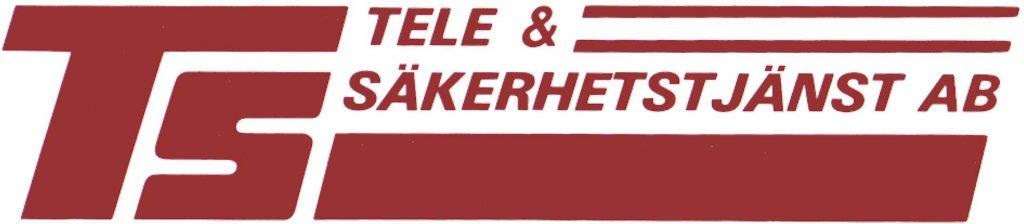 Tele & Säkerhetstjänst logotyp
